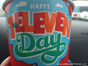 Happy 7-Eleven Day!