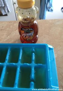 I use store brand honey on the regular... works for me!